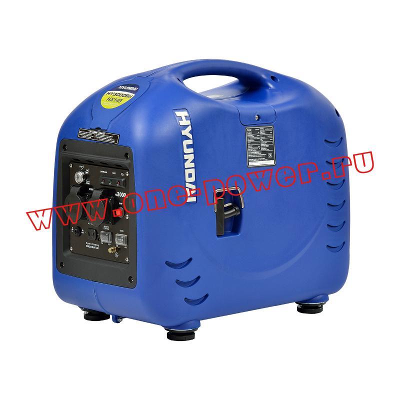 Бензиновый генератор Hyundai HY 3600SEi